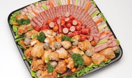Chicken & meat platter