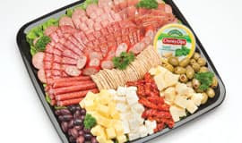 Party antipasto platter
