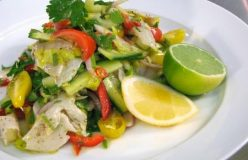 Whiting Ceviche