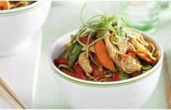 Steggles Chicken Singapore Noodles